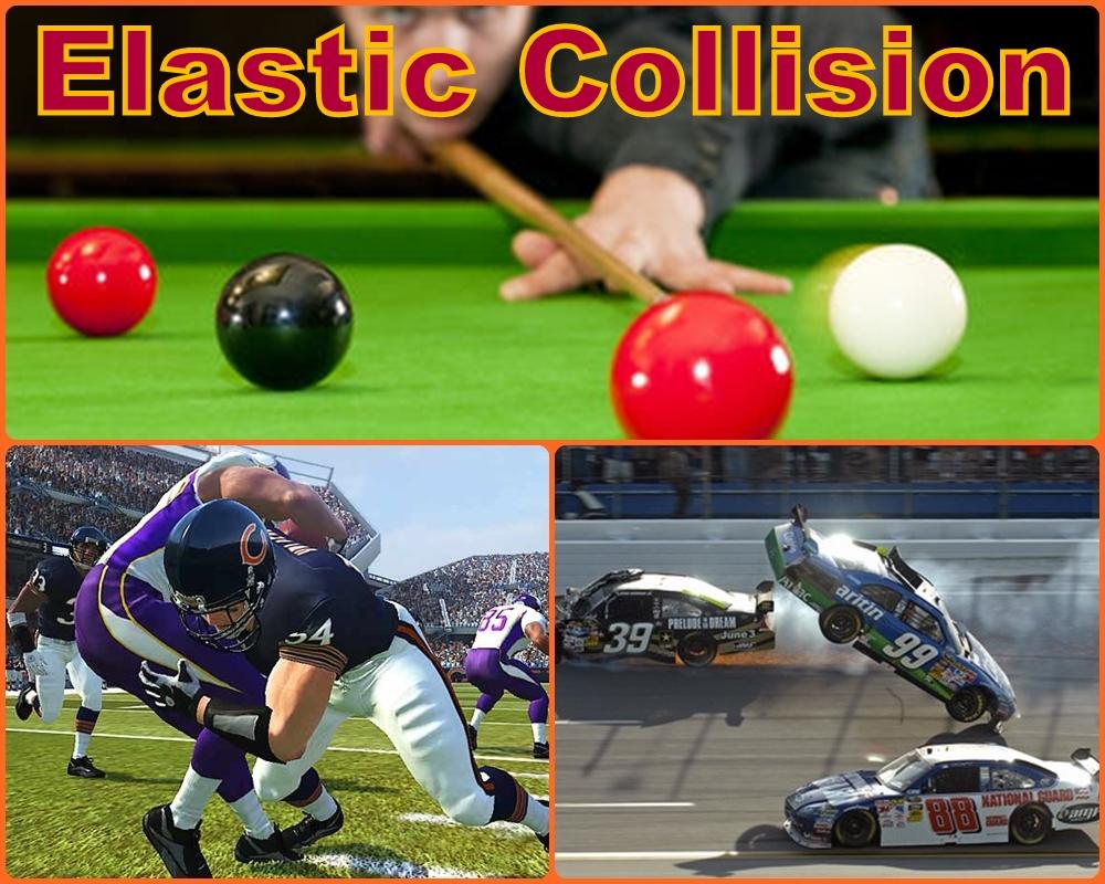 Elastic Collision Gk For School Kids